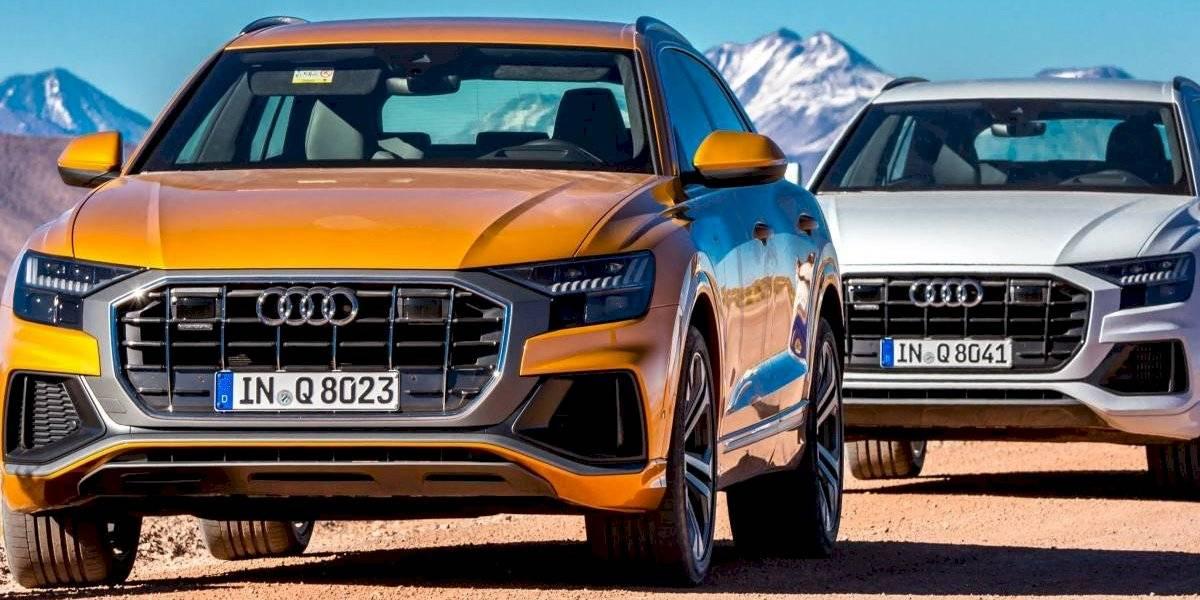 Audi inicia una exclusiva preventa de su esperado Q8