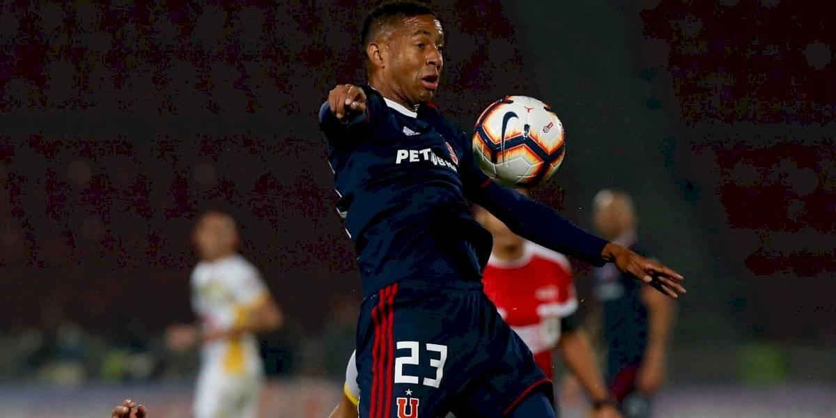 Gabriel Torres deja libre un cupo de extranjero en la U tras firmar en Independiente del Valle