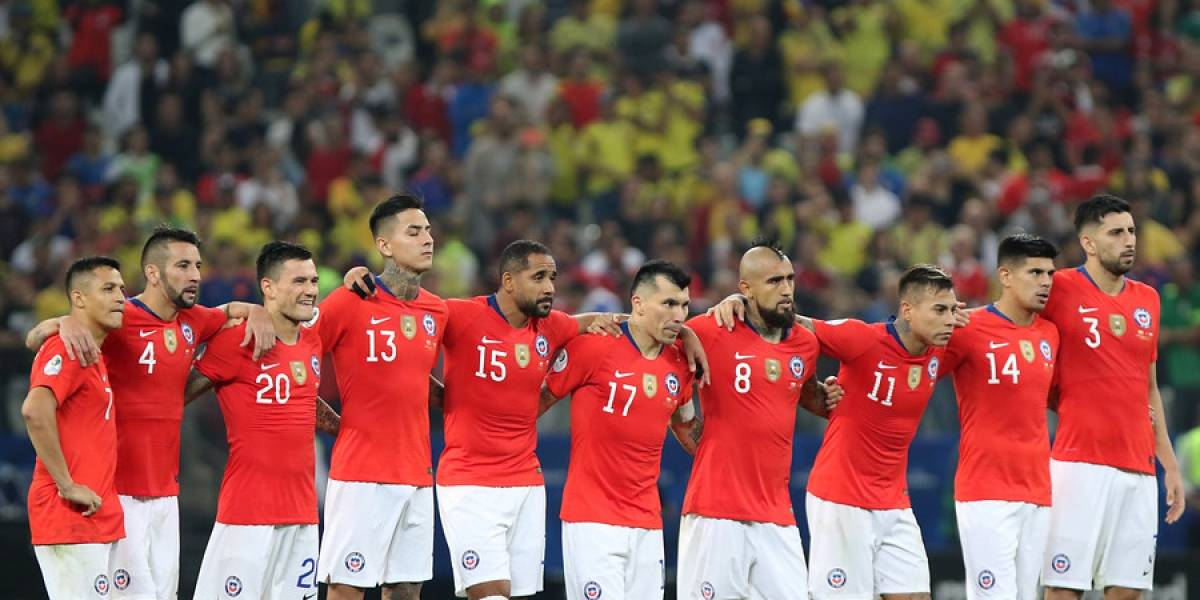 Rueda confirma la fórmula ganadora: La formación de Chile para enfrentar a Perú en la semifinal de Copa América