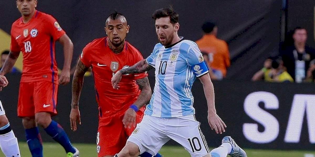 """Otra vez Argentina: La Roja volverá a jugar otra """"final"""" contra los trasandinos en Copa América"""