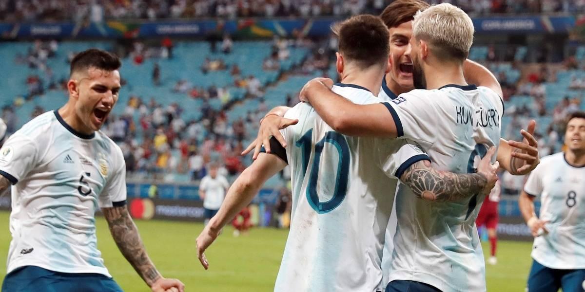 ¿Cuándo y a qué hora juega Argentina contra Chile por el tercer puesto de la Copa América 2019?