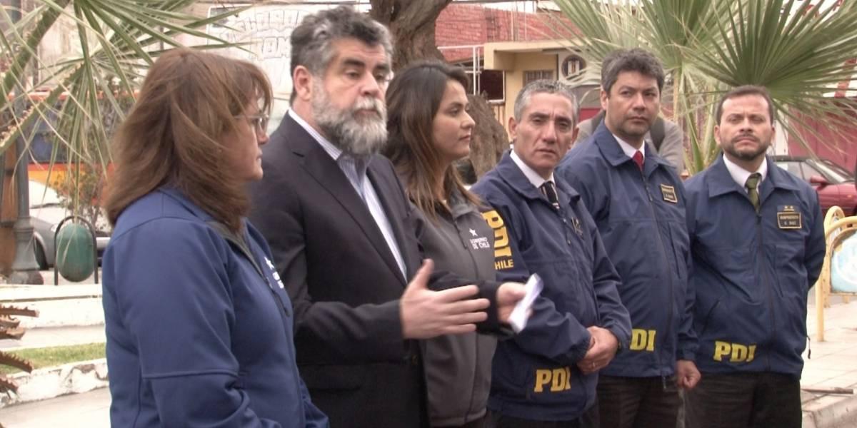 Subsecretario del interior viaja a Arica para supervisar el control migratorio