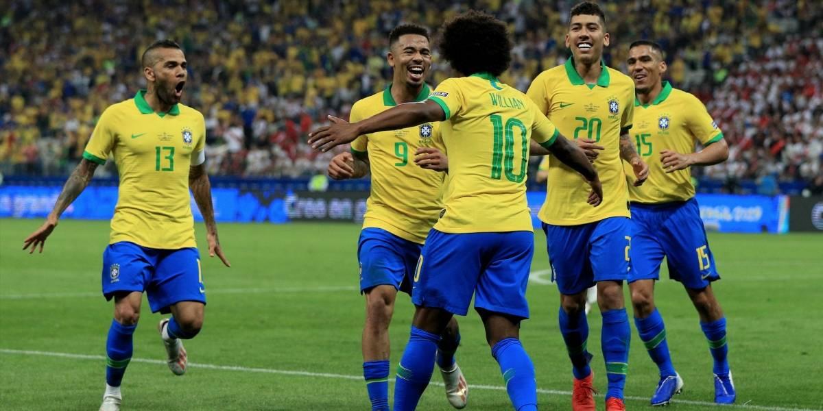 ¡Infortunada noticia! Brasil pierde a una de sus grandes figuras para la final contra Perú por lesión