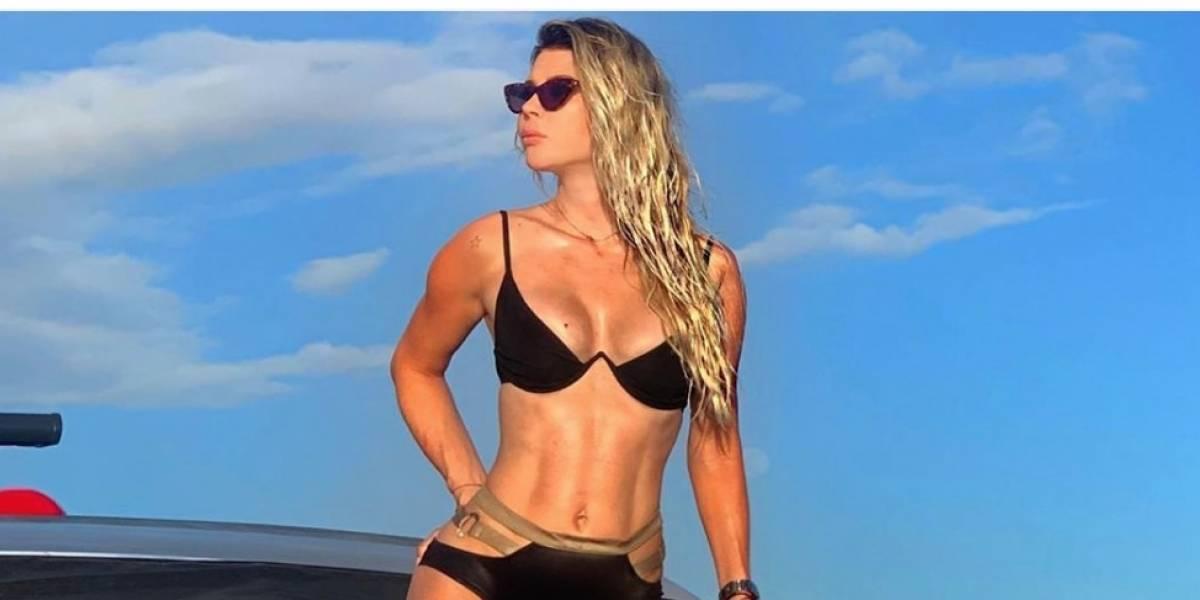 La nueva novia del ex de Ariadna Gutiérrez también sería colombiana