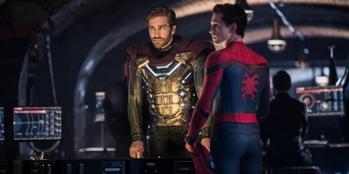 Spider-Man vuelve a las salas de cine