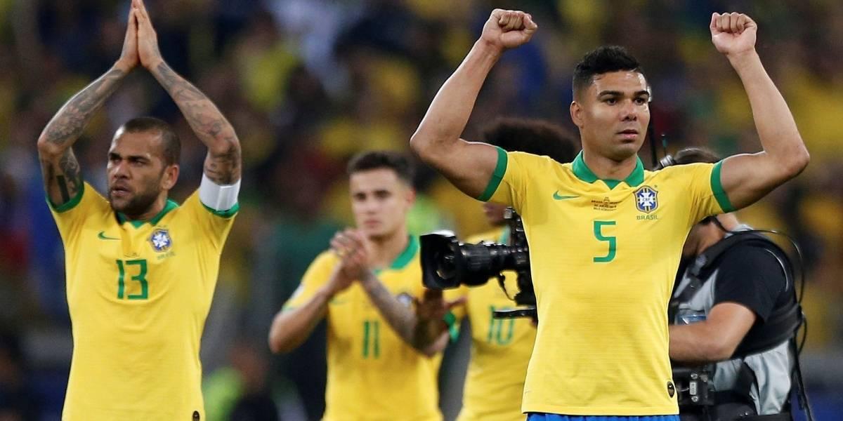 Resultado de imagen para brasil vs peru final de la copa america