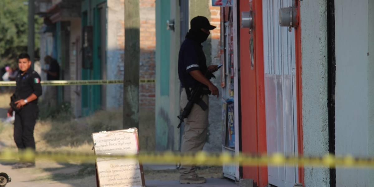Asesinan a subdirector de la Policía de Pénjamo, Guanajuato