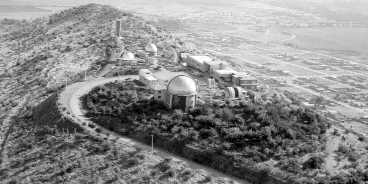 Joaquín Lavín quiere recuperar el Cerro Calán, donde está el observatorio de la Universidad de Chile