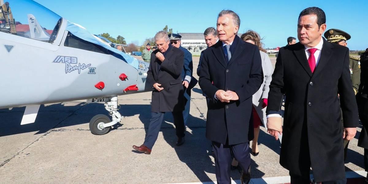 Aviones Pampa III no podrían despegar del aeropuerto La Aurora