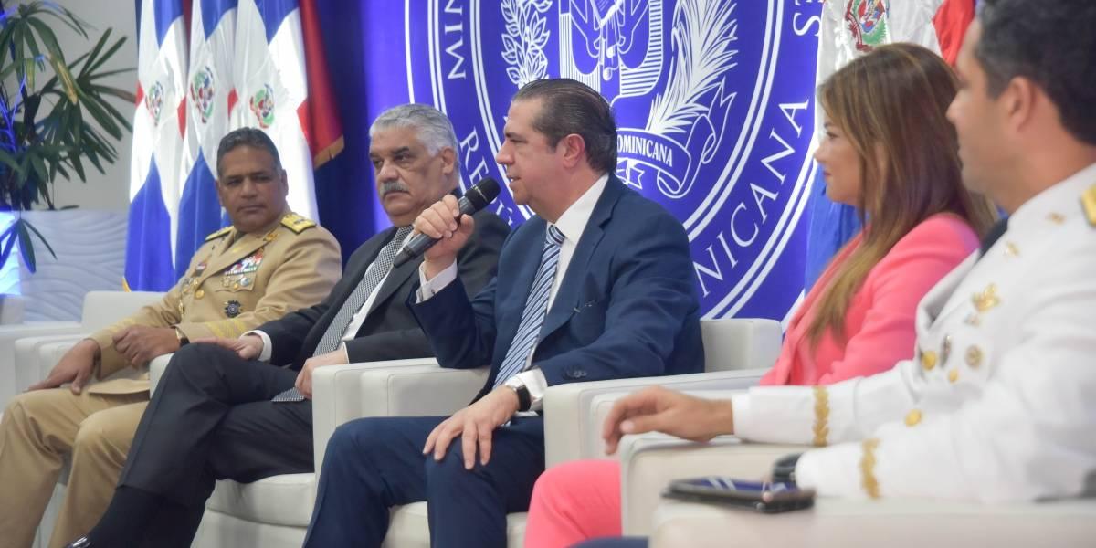 Ministro de Turismo llama a embajadores acreditados en el país a ser voceros de la verdad sobre RD