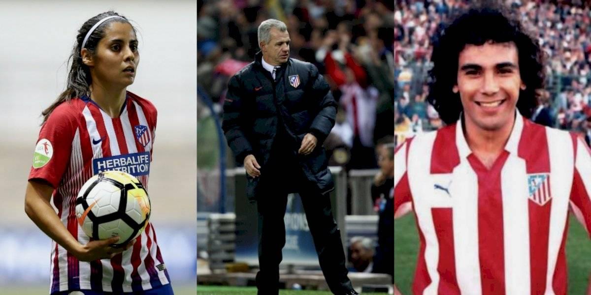 Los mexicanos que han pasado por el Atlético de Madrid