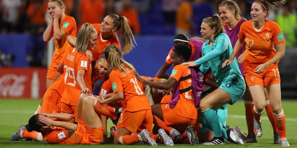 VIDEO: Holanda califica a la Final del Mundial femenil