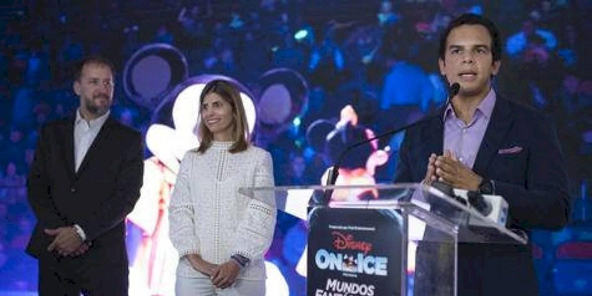 """""""Disney On Ice presenta mundos fantásticos"""" para celebrar las vacaciones"""