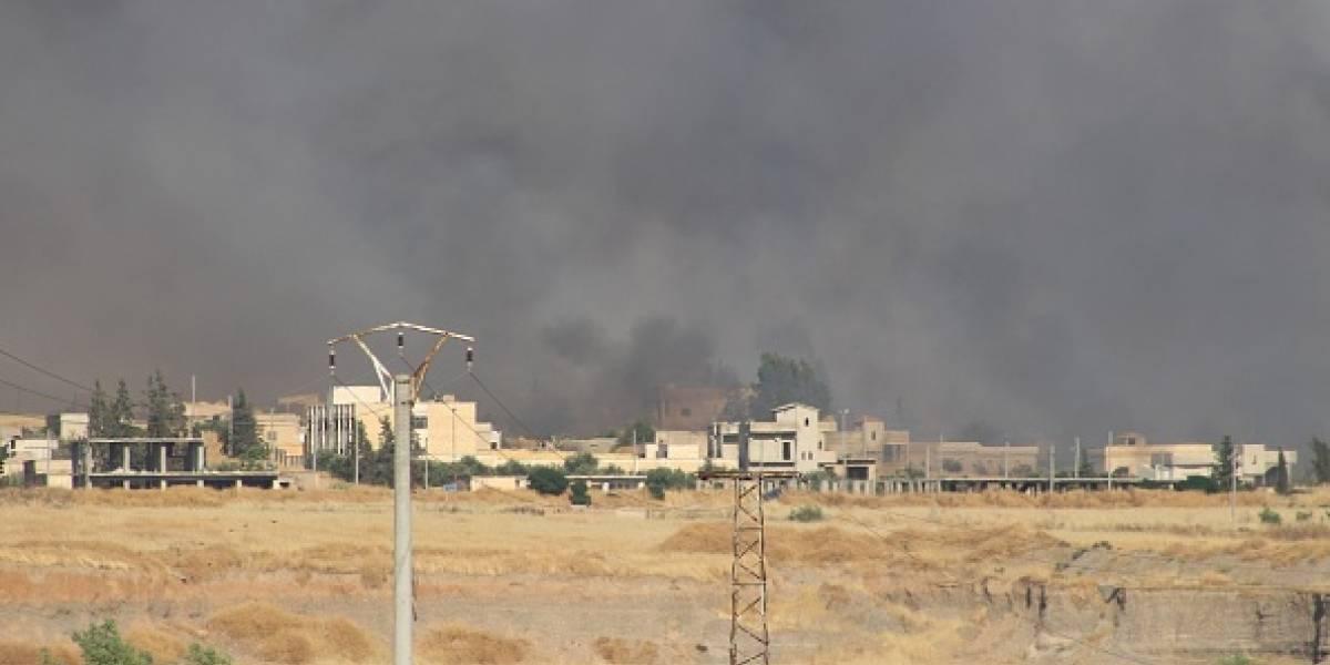 Hallan una fosa con 200 cadáveres en el antiguo bastión del EI en Siria