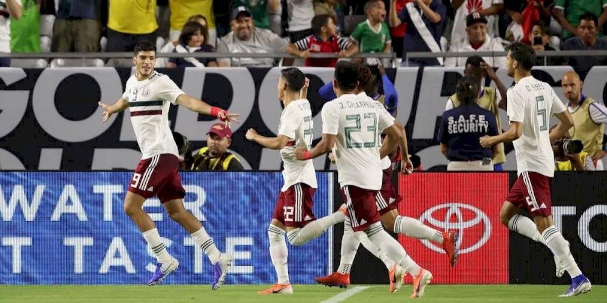 México avanza a la final de la Copa Oro con un pobre futbol