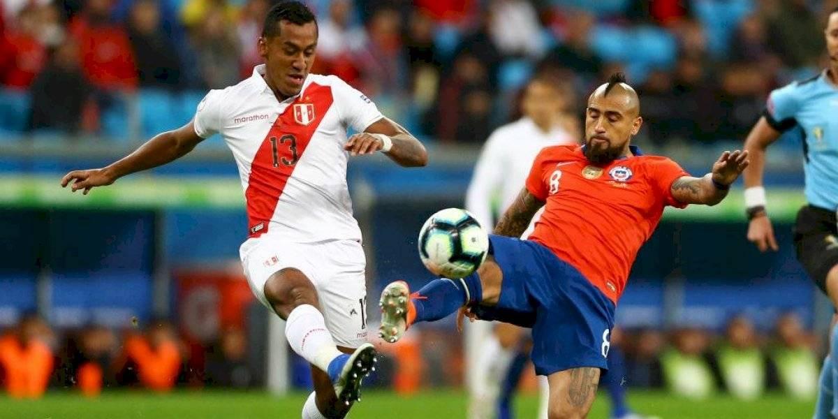 """""""Perú nunca fue superior a nosotros"""": Los descargos de Arturo Vidal tras la derrota de la Roja"""