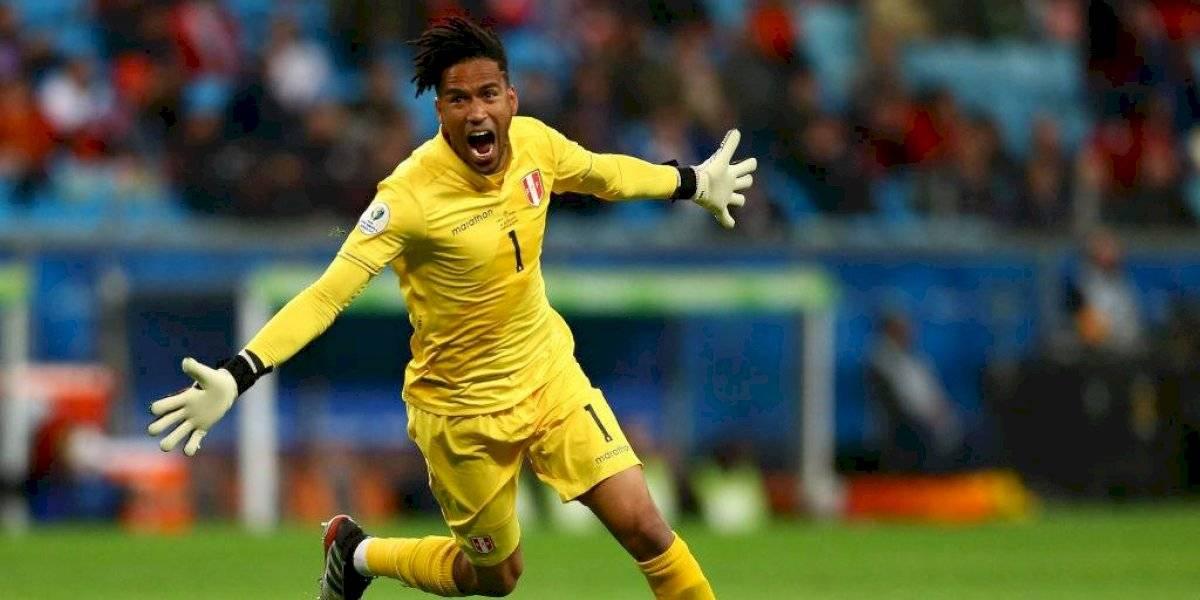 """Pedro Gallese fue el héroe ante la Roja y sus """"tapadones"""" pusieron a Perú en la final de la Copa América"""