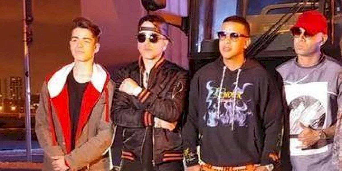 """""""Ilich"""" protagoniza video de Daddy Yankee & Wisin y Yandel """"Si supieras"""""""