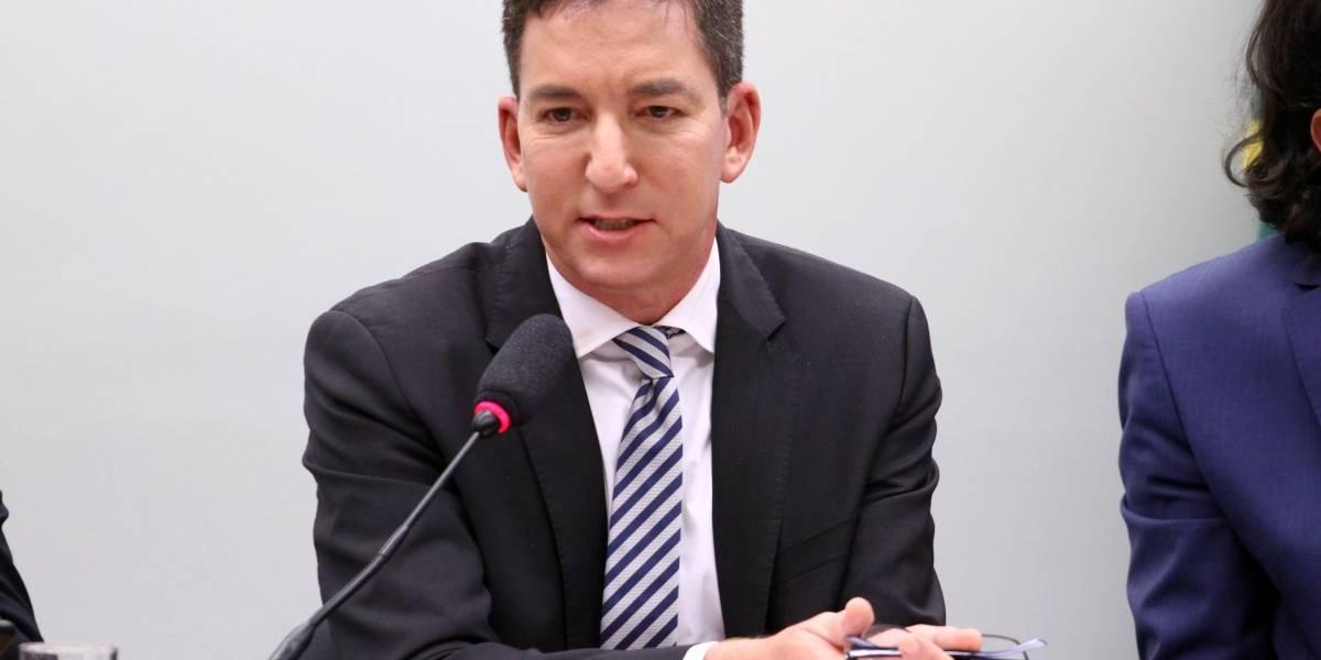 MPF denuncia Glenn Greenwald por incentivar invasão de celulares de procuradores