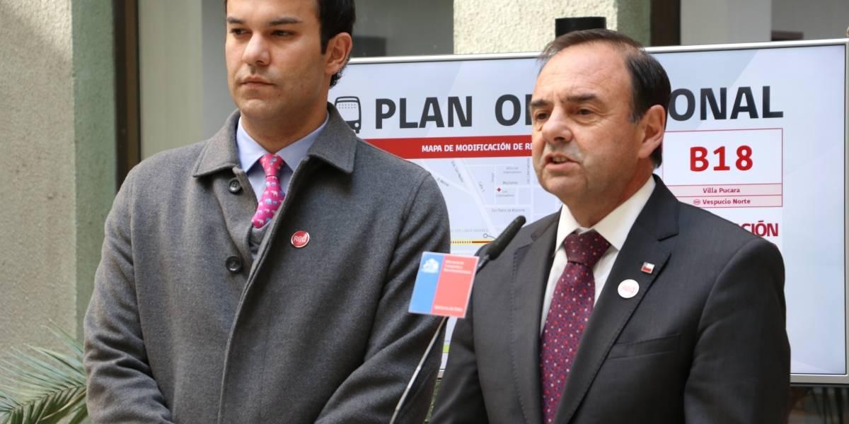 Red amplía su cobertura en seis comunas de Santiago