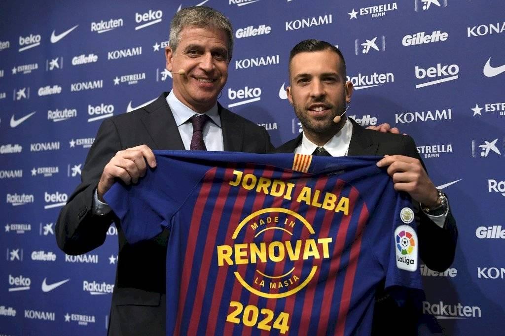 Jordi Mestre renuncia Barcelona