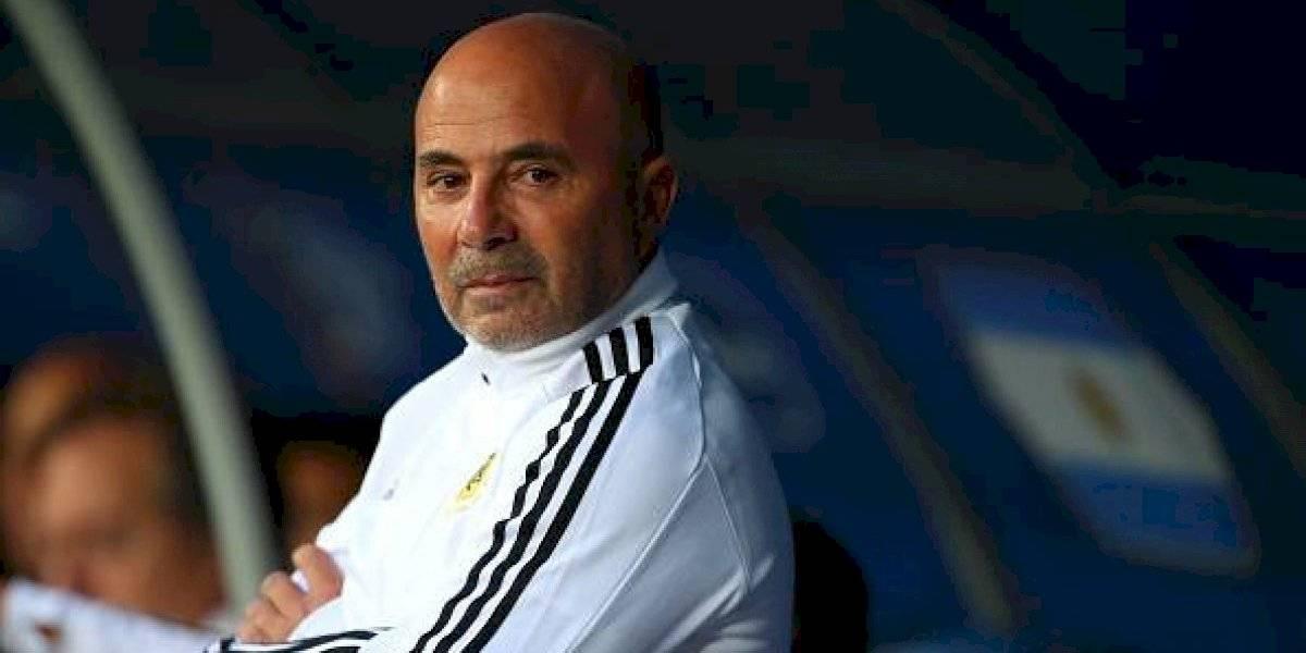 Sampaoli suena para dirigir la selección de Ecuador