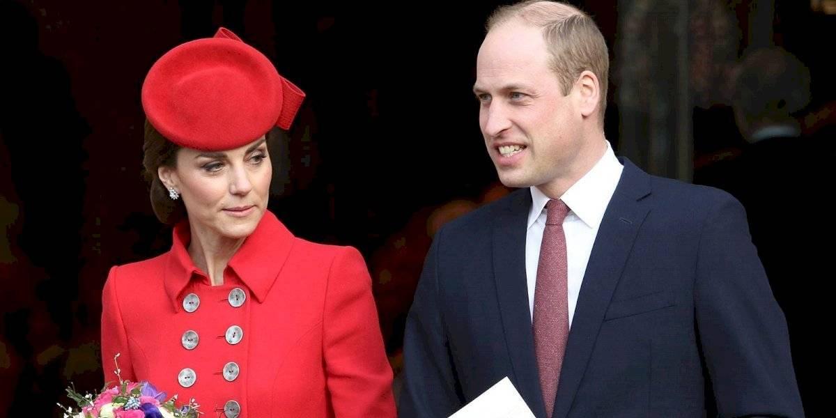 El ataque de celos de Kate Middleton con el príncipe William frente a la reina Isabel II