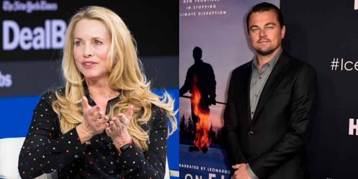DiCaprio trabalha com viúva de Steve Jobs no combate ao aquecimento global