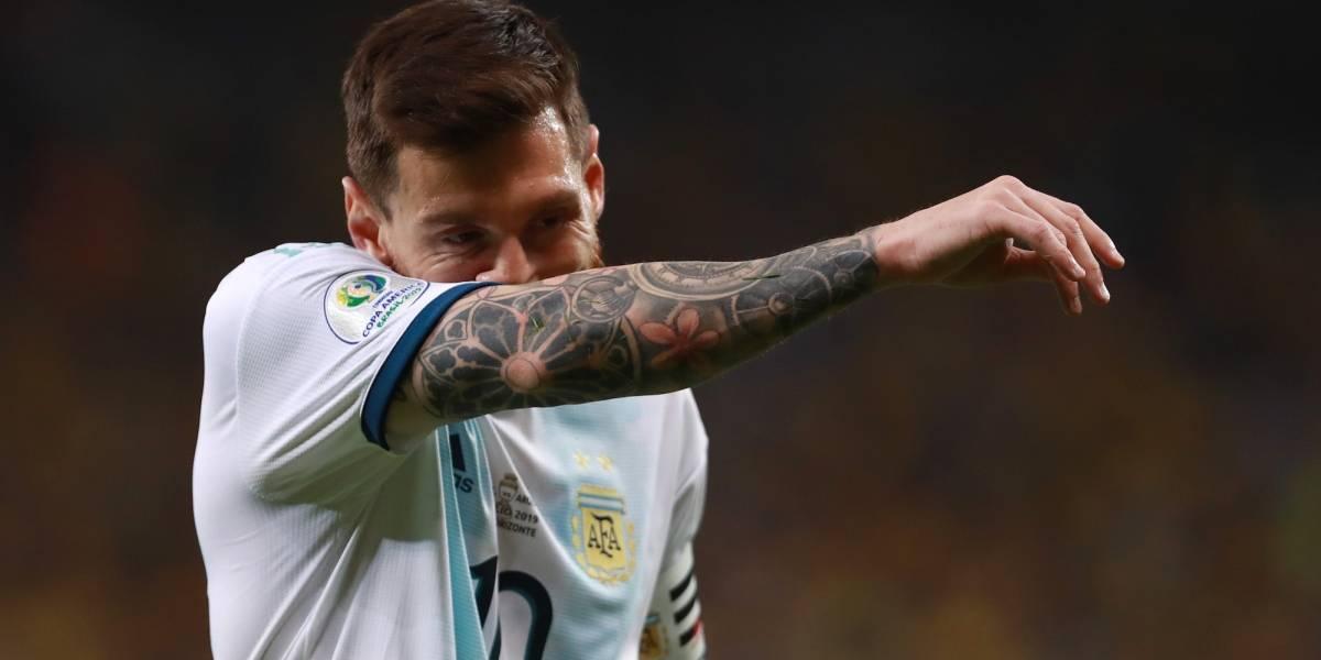 VIDEO: Los niños que se quedaron 'mudos' al ver a Lionel Messi