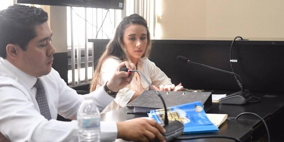 Implicada en caso Construcción y Corrupción es condenada a cinco años de cárcel