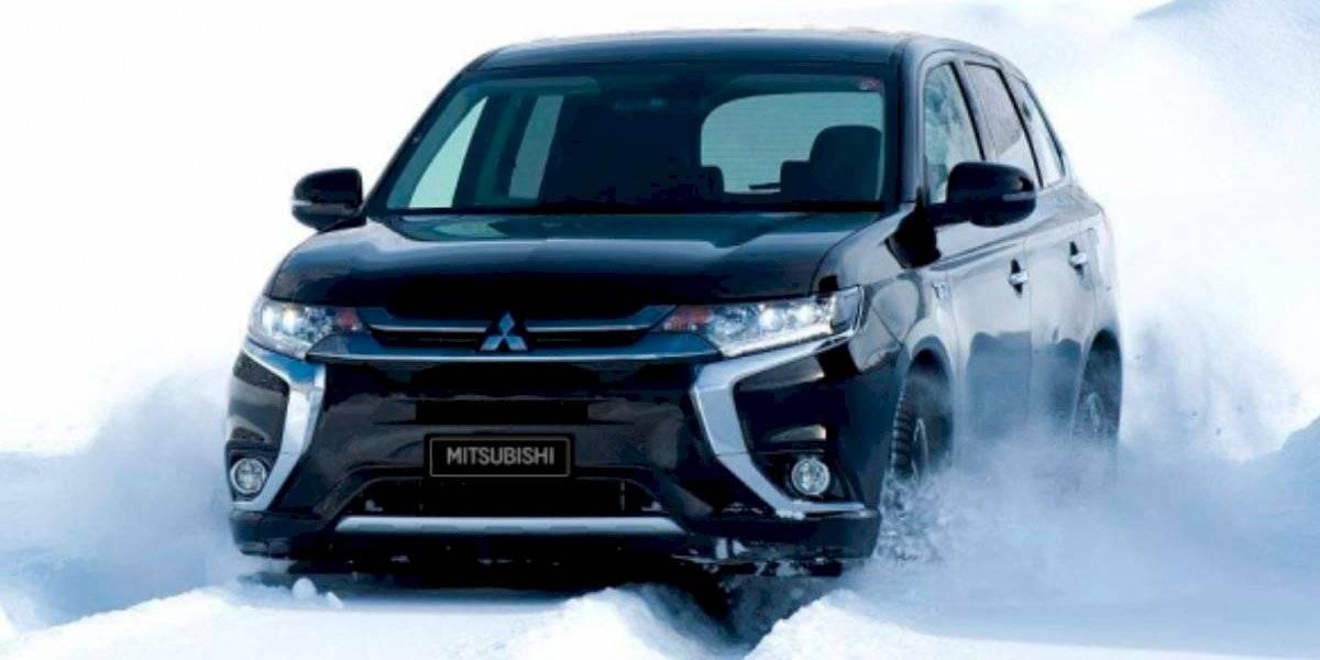 Mitsubishi logra otra vez el número uno de ventas en Europa con su Outlander PHEV