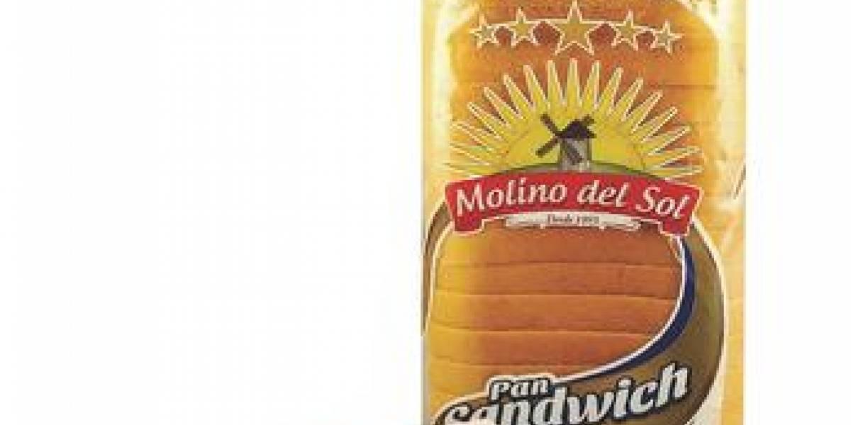 Prueba la nueva viga de pan blanco natural de Molino del Sol
