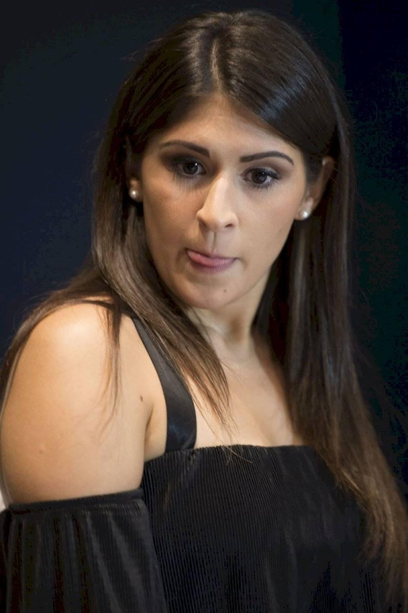 Paola Pliego / Mexsport