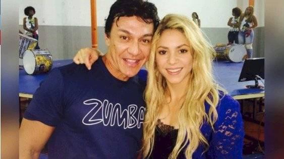 Alberto Pérez y Shakira