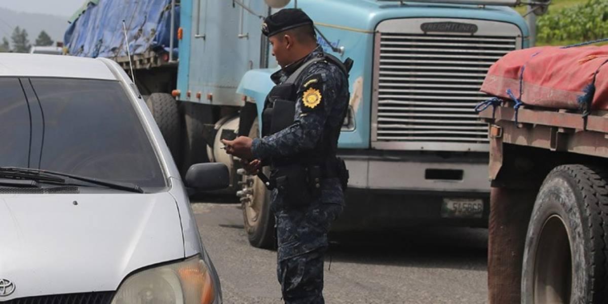 Guatemala detiene a centenar de extranjeros en operativo contra migración ilegal