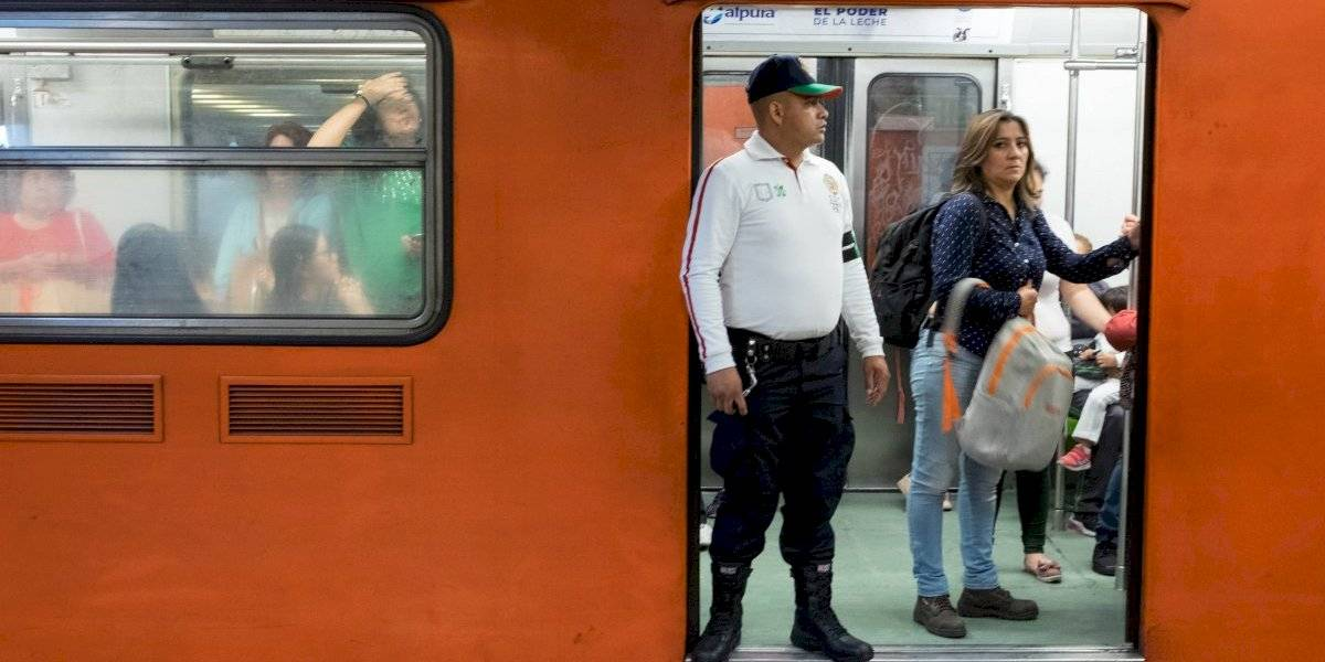Liberan a líder de banda de carteristas en el Metro