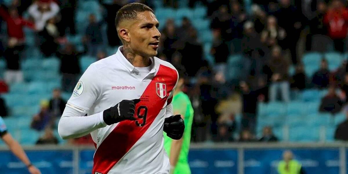 """Paolo Guerrero reveló la receta de Perú para golear a Chile: """"Supimos contener sus ataques, aguantamos y anotamos"""""""