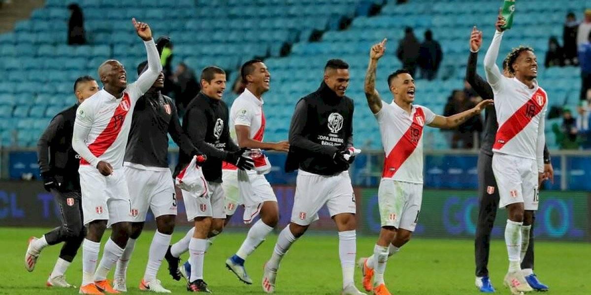 """""""Por aquí quedó el bicampeón de América"""": las burlas de la prensa peruana tras golear a Chile y clasificar a la final"""