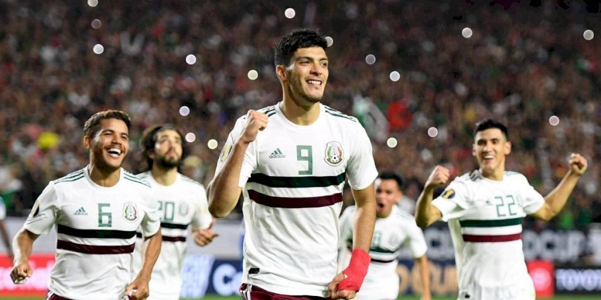 México pasa grandes apuros para doblegar a Haití y avanza a la final
