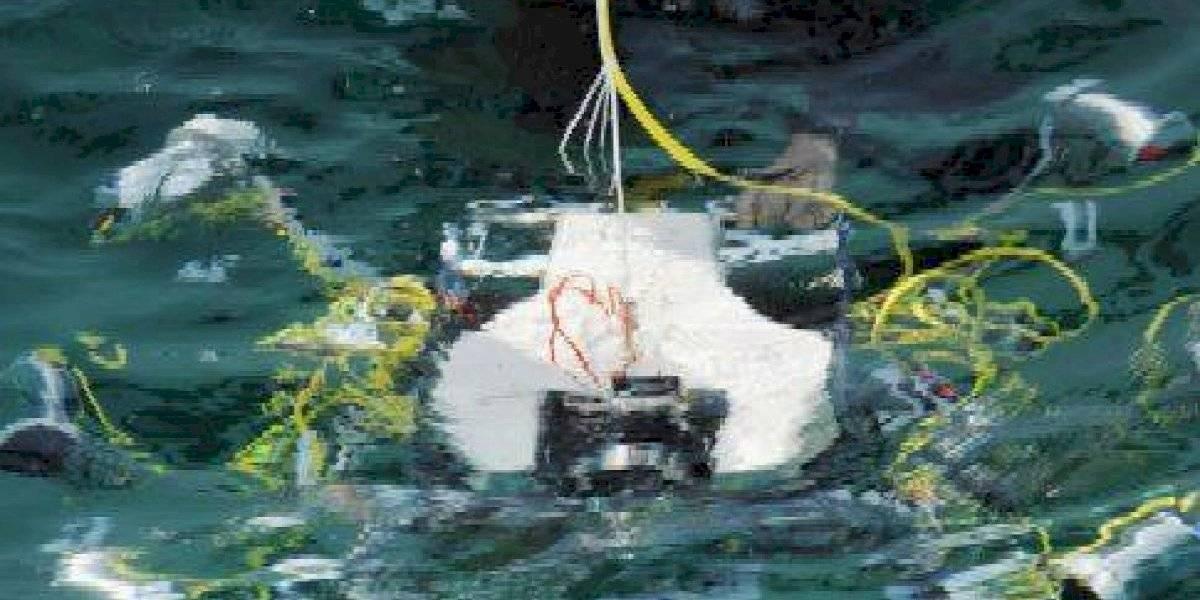 Este robot cazará basura en el mar