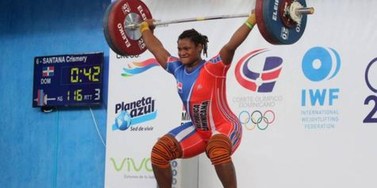 Santana será la abanderada de R. Dominicana en los Juegos Panamericanos