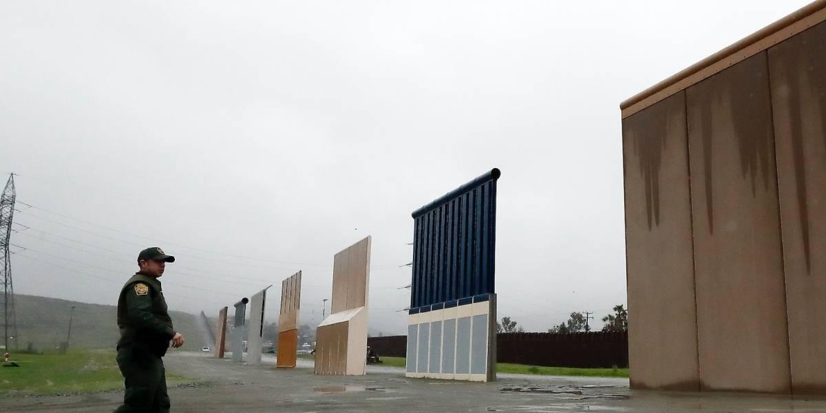 Corte: Trump no puede usar dinero del Pentágono para muro