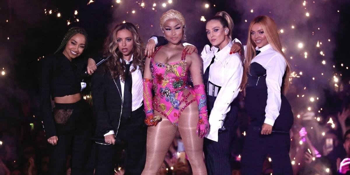 Revuelo por anuncio de que Nicki Minaj se presentará en Arabia Saudí