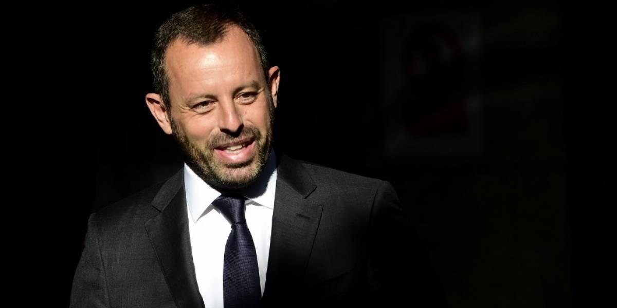 Tribunal confirma absolución de expresidente del FC Barcelona