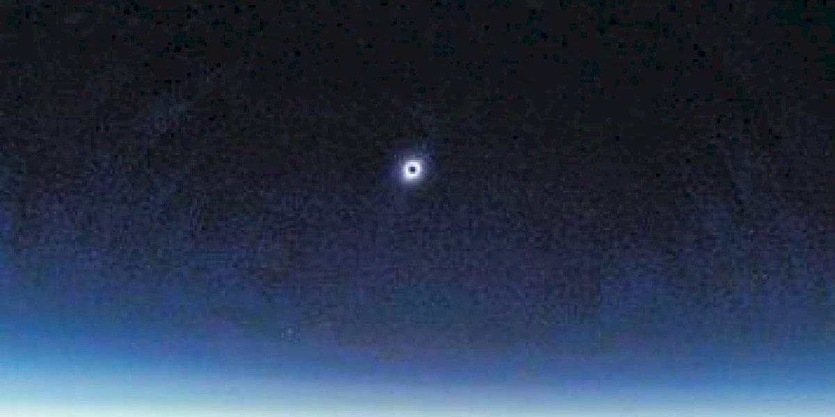Viaje directo al corazón del eclipse