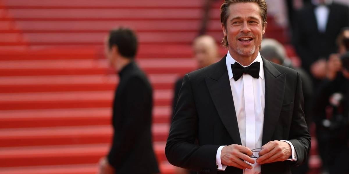 """Brad Pitt confiesa: """"Cada vez actúo menos porque creo que Hollywood es para chicos jóvenes"""""""