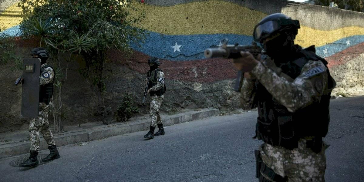 ¿Cómo actúan las FAES, los escuadrones de la muerte venezolanos?