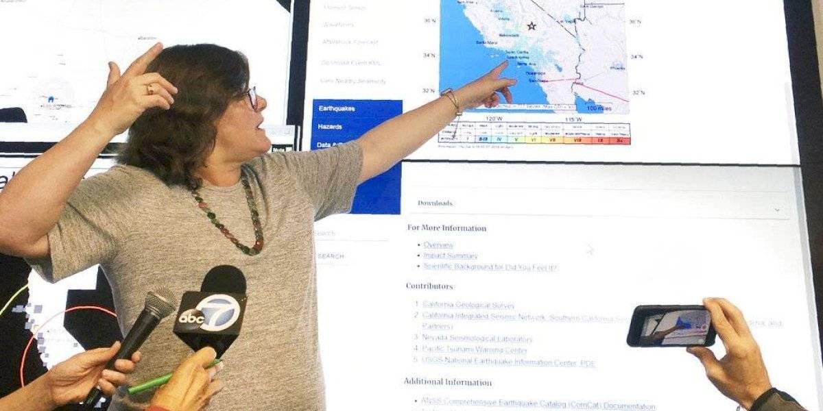 """""""Terremoto del 4 de julio"""" fue el más fuerte de los últimos 20 años en California"""