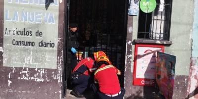 Ataque armado deja un muerto y un herido en abarrotería de la zona 3