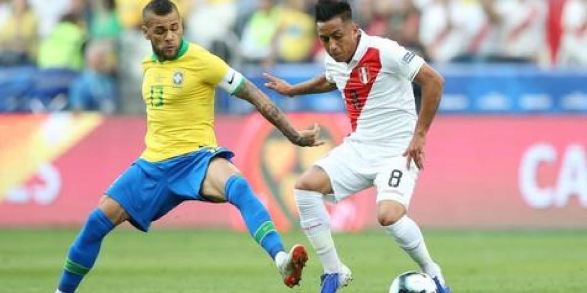 Brasil - Perú en la gran final de Copa América